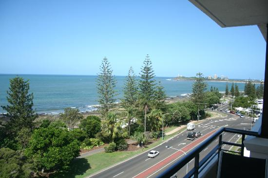 Windward Apartments: View from Upper Levels