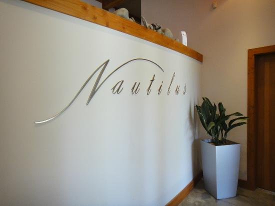 Nautilus Estate: Tasting room