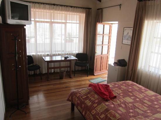 "Hotel Casa Kolping Sucre: Chambre ""Siete Patas"""