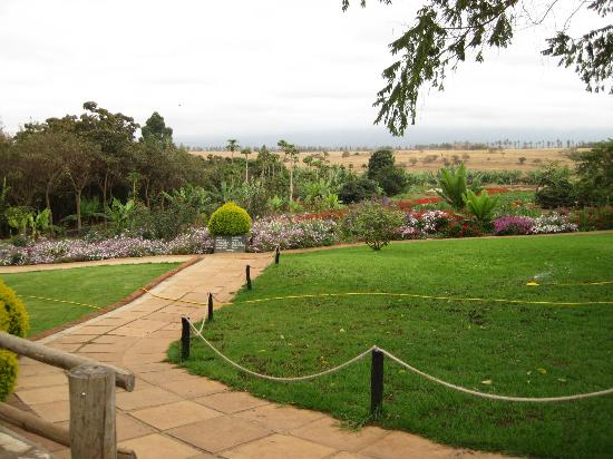 Ngorongoro Farm House, Tanganyika Wilderness Camps: grounds