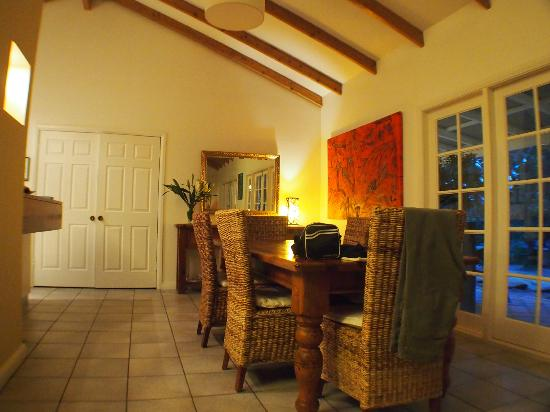 Llewellin's Guest House: Dining/breakfast area