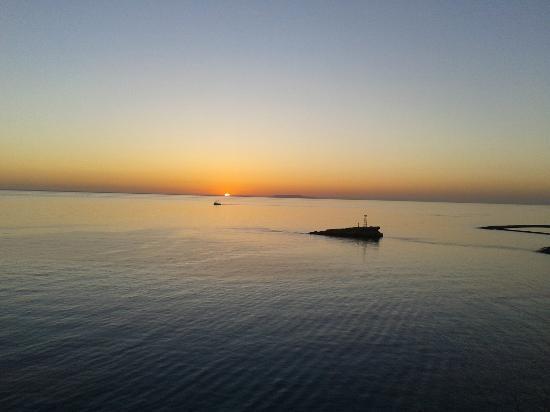 Hotel el Morro: el amanecer