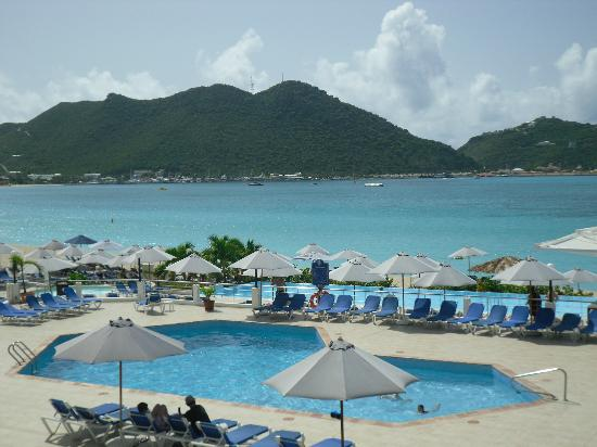 Sonesta Great Bay Beach Resort, Casino & Spa: 3 pools, infinity was gorgeous