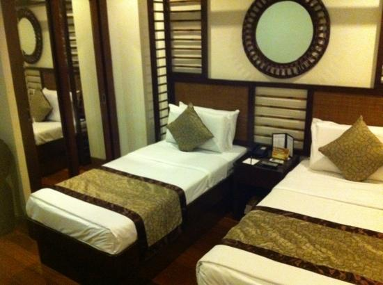 Lotus Garden Hotel: a new rooms