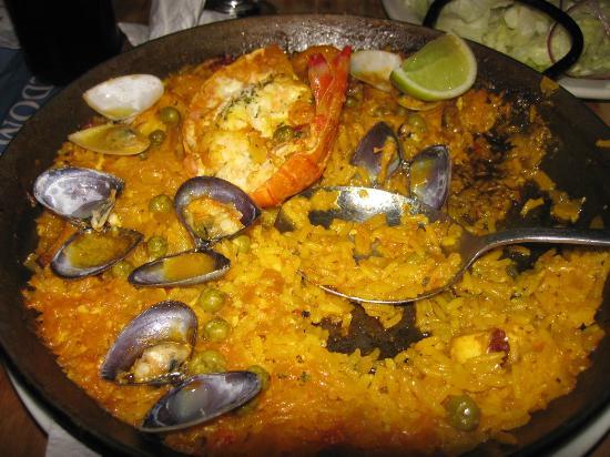 Meson Espanol: Fabulous Seafood