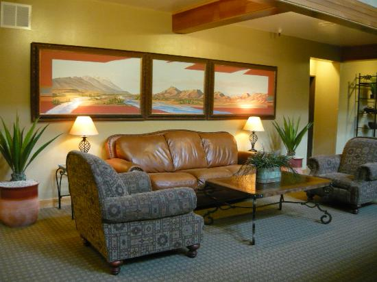 Park Plaza Resort: Sitting area
