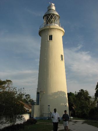 Sephy's Sunshine Tours: negril Lighthouse