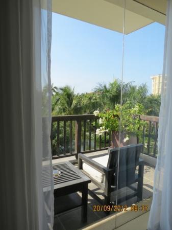 Anantara Mui Ne Resort: balcony view from room
