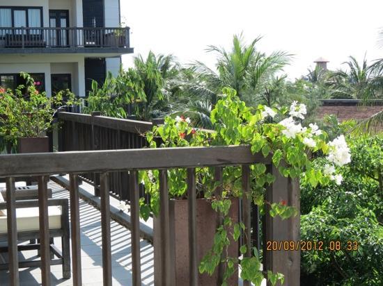 Anantara Mui Ne Resort: balcony