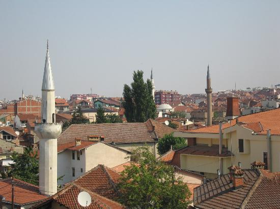 Hotel Centrum : view of Prizren
