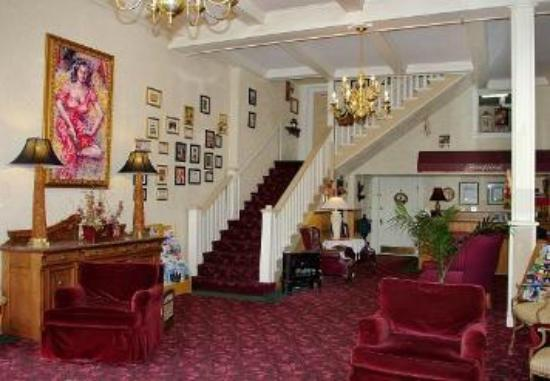 Palace Hotel: Historic Downstairs Lobby