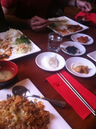Miga Korean BBQ Restaurant: miga