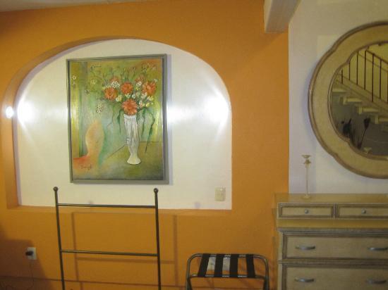 Hotel La Casona de Don Lucas: decoracion