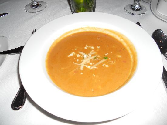 Watermark : Chicken tortilla soup