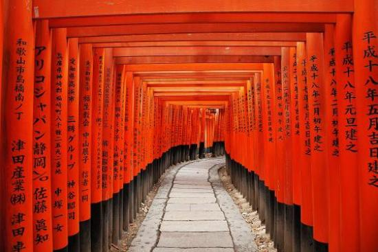 Fushimi Inari Shrine – Kyoto