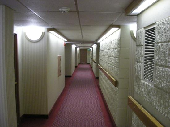 Best Western Plus Tacoma Dome Hotel: Hallway