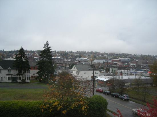 Best Western Plus Tacoma Dome Hotel: Another view from room