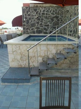 Hotel Discovery: piscina