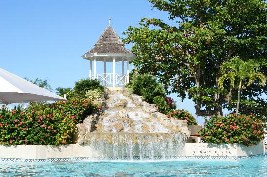 "Jewel Dunn's River Beach Resort & Spa, Ocho Rios,Curio Collection by Hilton: The ""recreated"" Dunn's River Falls"