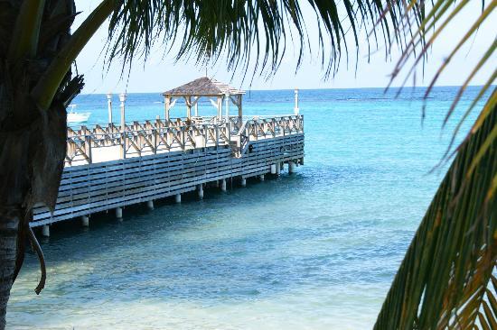 Jewel Dunn's River Beach Resort & Spa, Ocho Rios,Curio Collection by Hilton: The pier