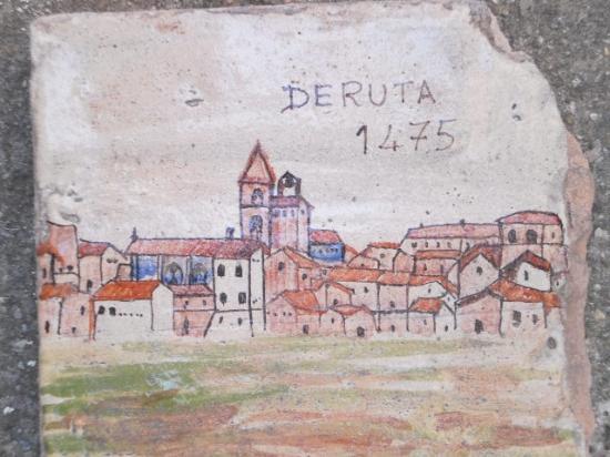 Antica Fornace Deruta: Deruta Perugino