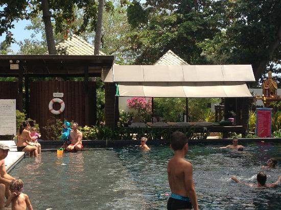 Chaweng Garden Beach Resort: Piscine chaweng garden