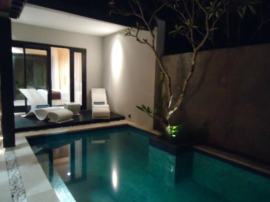 The Jineng Villas: pool