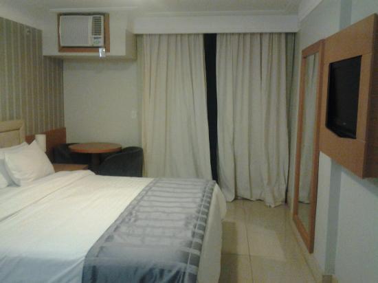 Royal Macae Palace Hotel : Chambre