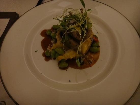Macalister Mansion : fish,