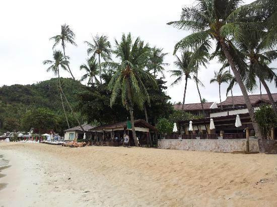 Impiana Resort Chaweng Noi : The Beach Bar