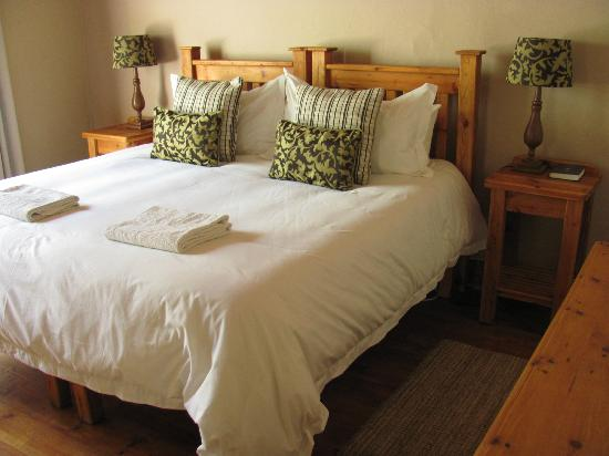 Celtis Country Lodge: Bedroom