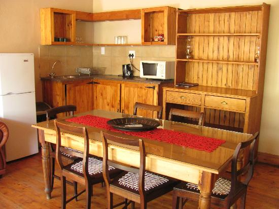 Celtis Country Lodge: Kitchen for Self Catering