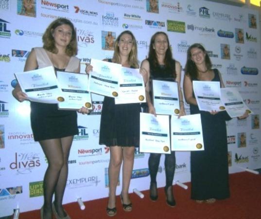 Wellness@Port Day Spa: Award Winners & Finalists 2012