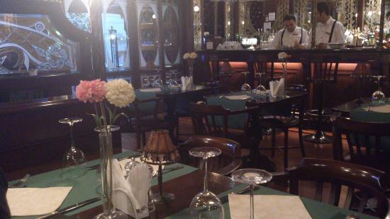 Germir Palas Hotel Istanbul: Restaurant & Bar