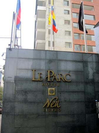 Le Parc Hotel: Le Parc