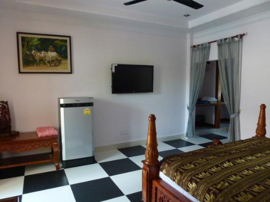 ديلوكس فيلا: my room 