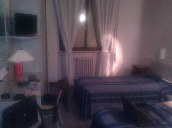 Hotel Milano: Camera doppia