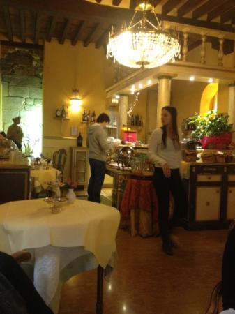 Hotel Palazzo Alexander: breakfast