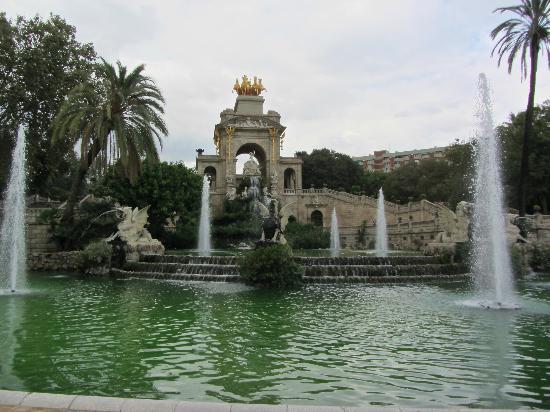 El Born : Parc de la Cuitadella