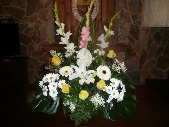 Casas Rurales Los Olivos: 23. ramo flores