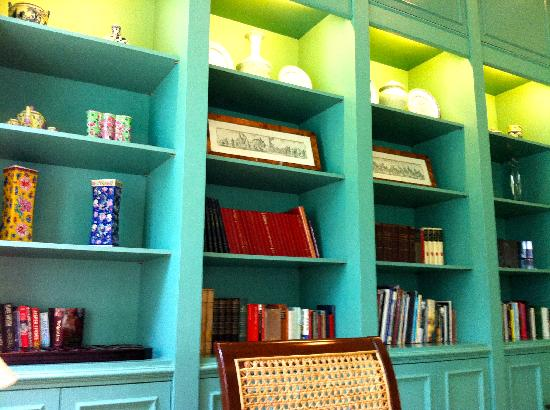 The Mansion : The Library