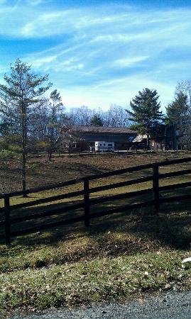 The Resort at Glade Springs : Equestrian Center/Stables