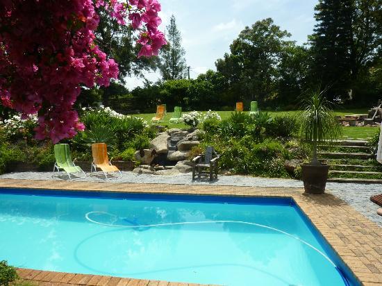 Marula Lodge Guesthouse: extérieur