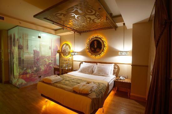 Hotel Sultania: Deluxe double room