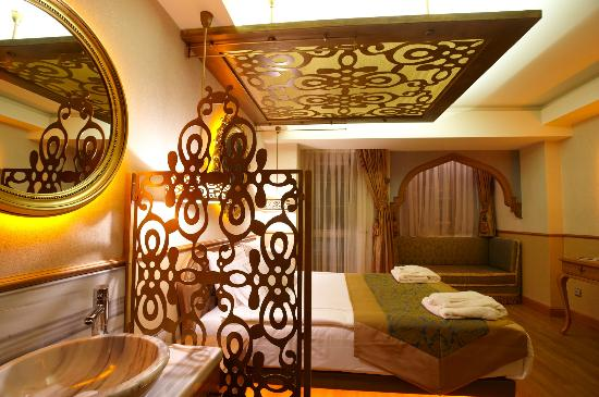 Hotel Sultania: Deluxe double room