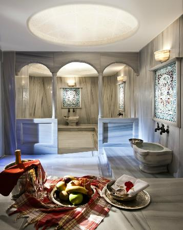 Hotel Sultania: Turkish Bath