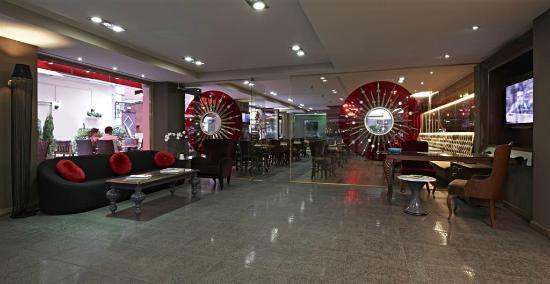Hotel Sultania: Lobby area