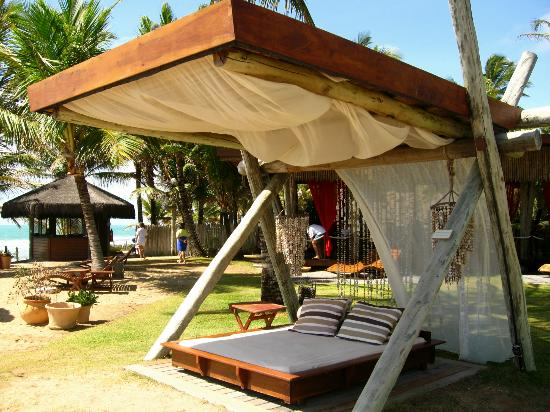 Nannai Resort & Spa: Gazebos