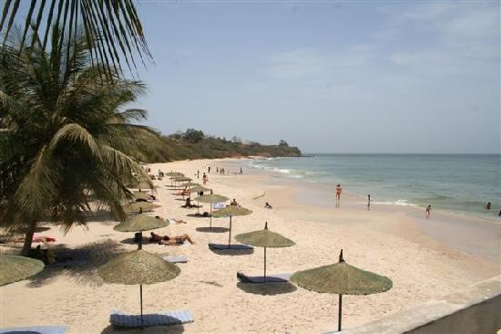 La Voile d'Or: La plage de référence de Dakar