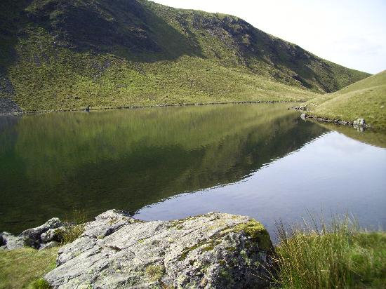 Bowscale Tarn close by